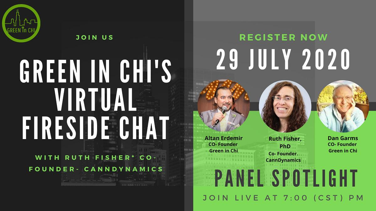Green In CHI's Virtual Fireside Chat