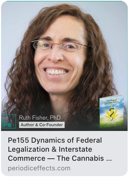Dr. Fisher's 3rd Appearance on Periodic Effects Podcast